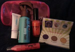 Glam Bag Goodies
